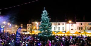 Christmas in Kettering event