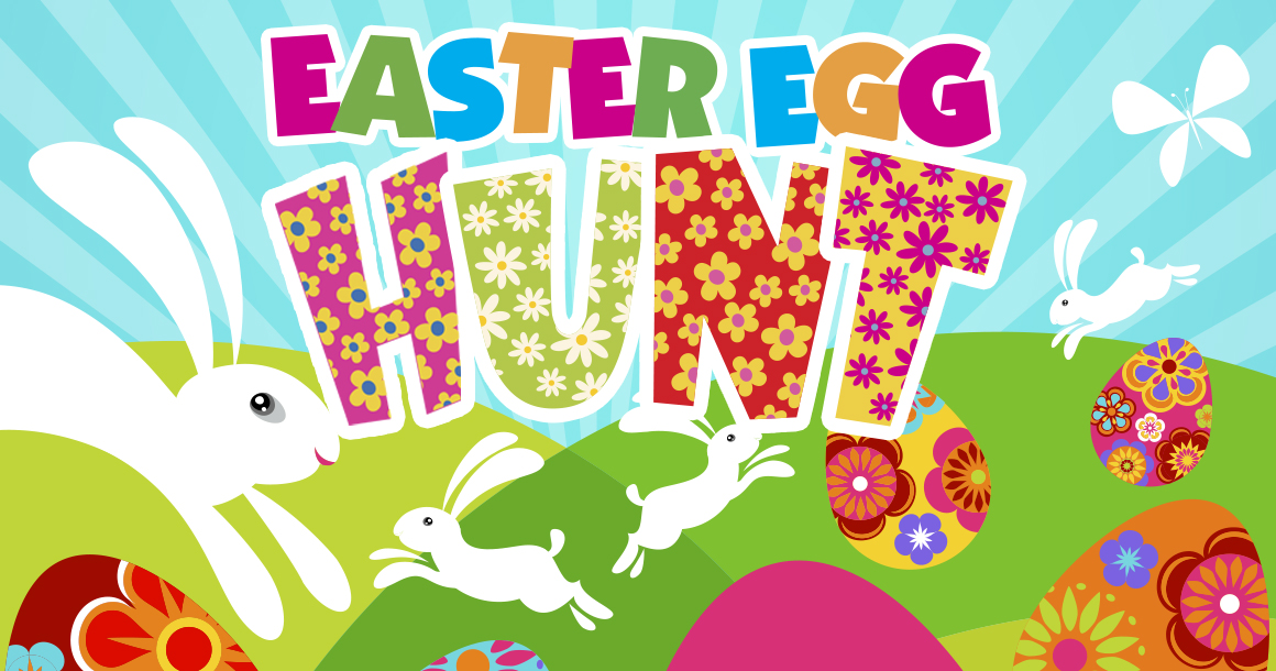 Easter Egg Hunt Event