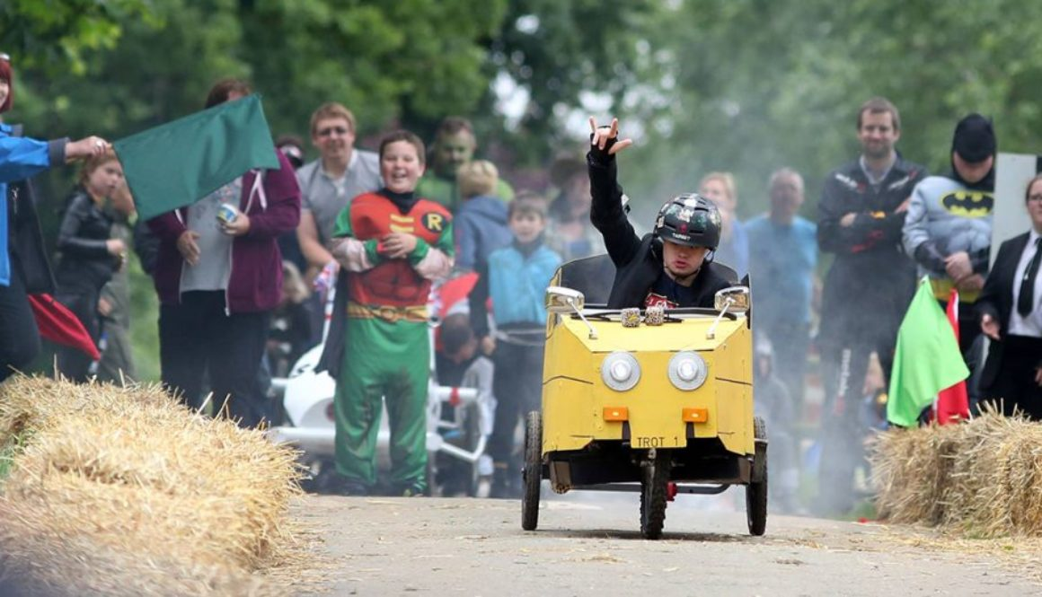 Soapbox Derby Wicksteed Park Event