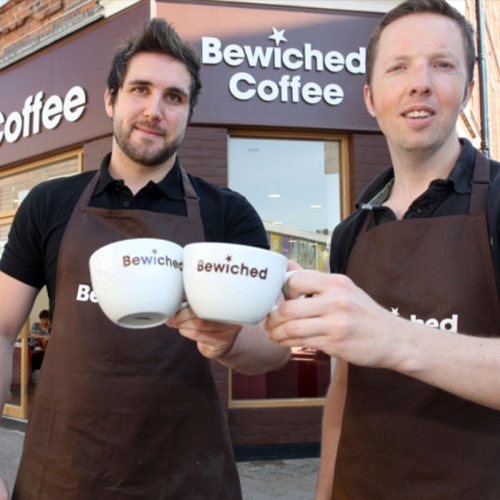 Bewiched Coffee Cafes