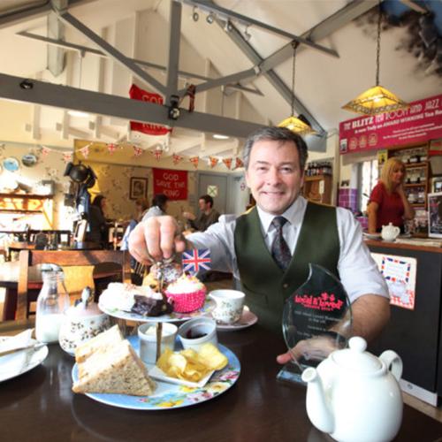 Blitz Tea Room Cafes