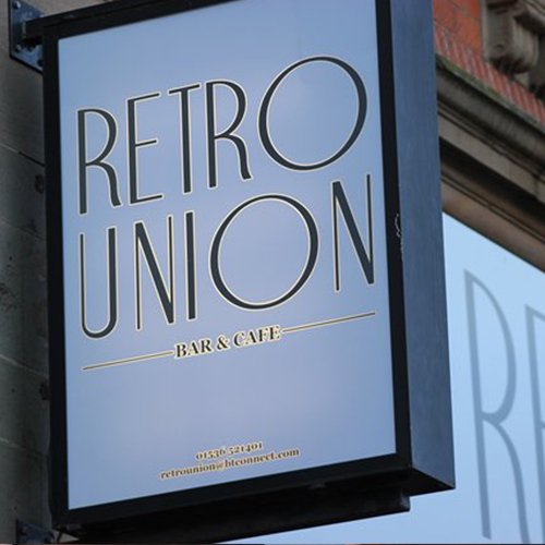 Retro Union Bar & Cafes