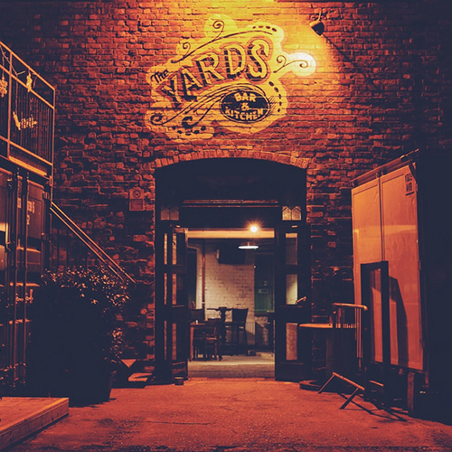 The Yards Bar & Kitchen Restaurants Pubs
