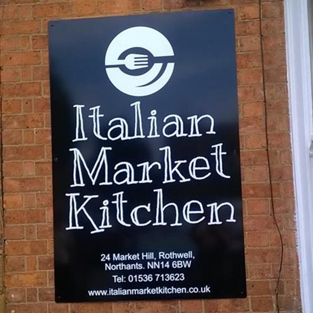 Italian Market Kitchen Rothwell Restaurants