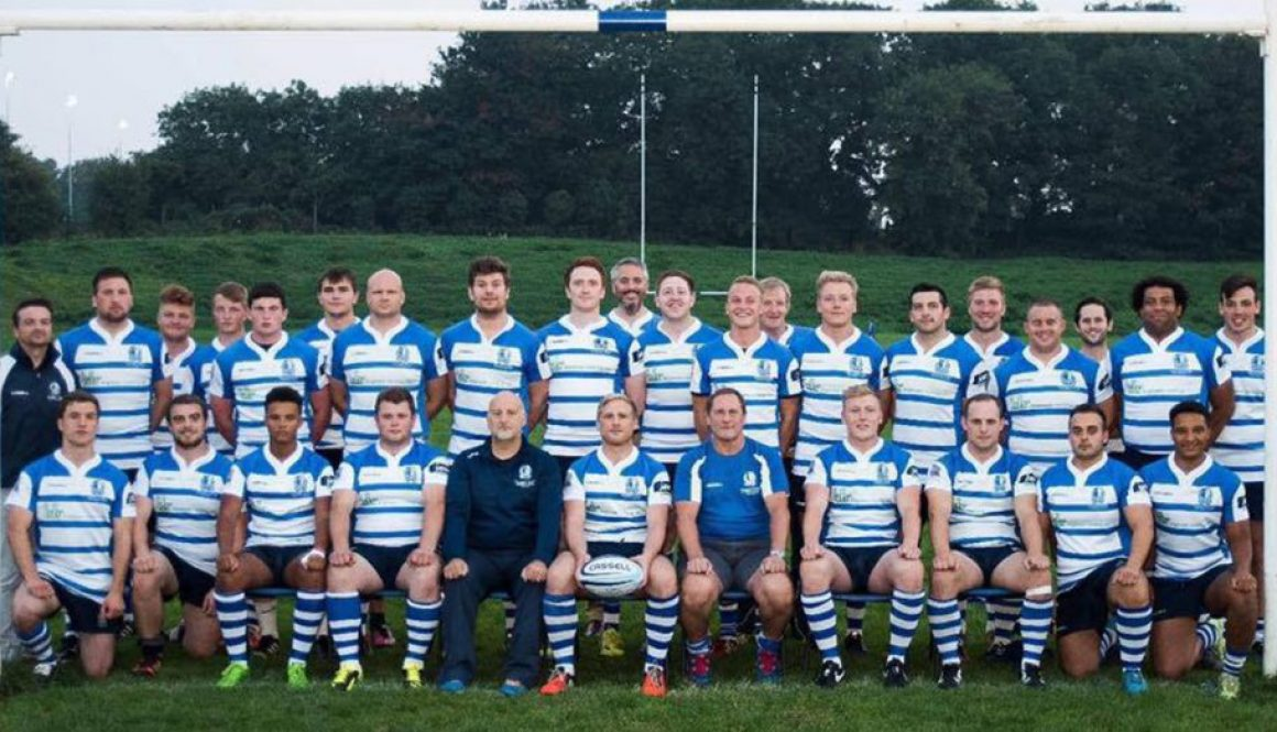 Midlands 1 Play Off - Kettering Blues v Bournville Rugby