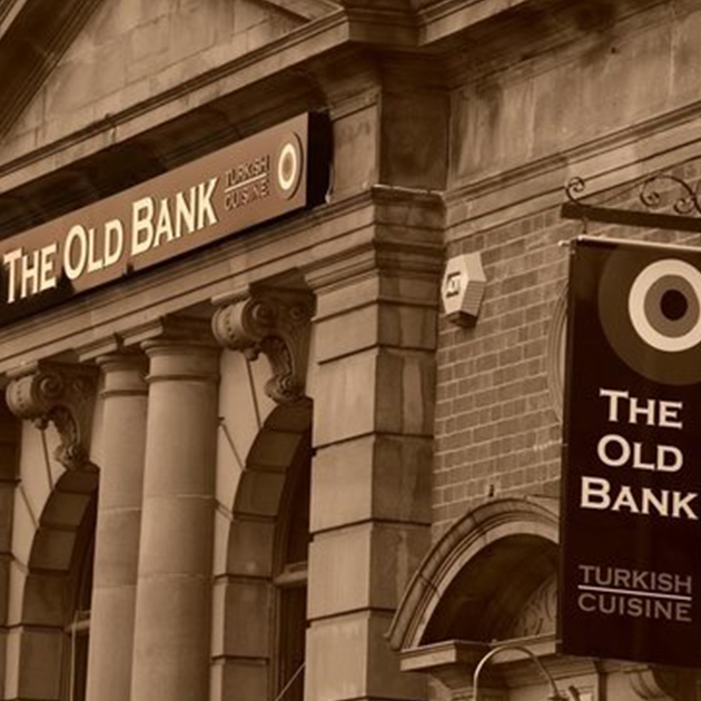 The Old Bank Rothwell Restaurants