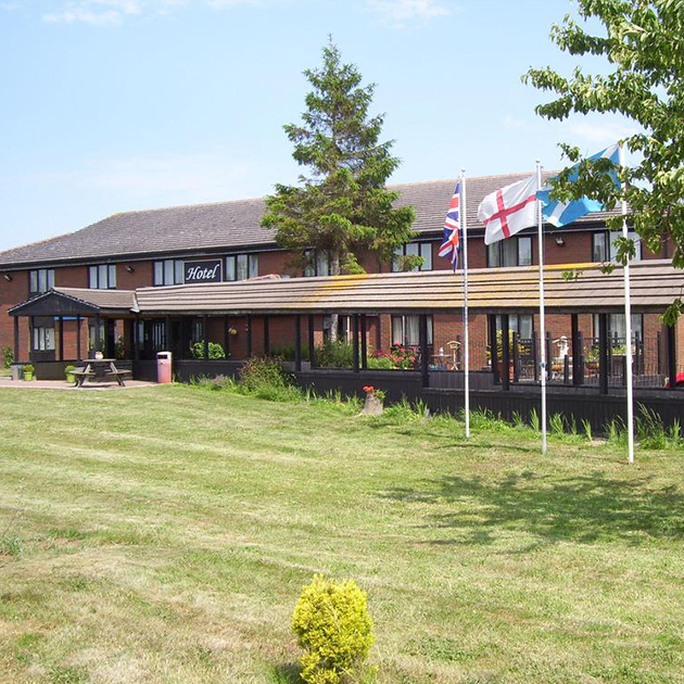 Stay Hotel Kettering Travel Plaza Desborough