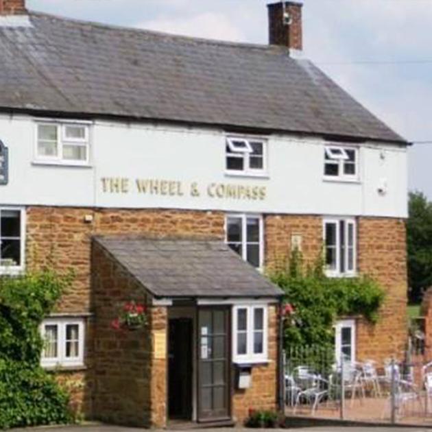 Wheel and Compass Weston-by-welland Restaurants