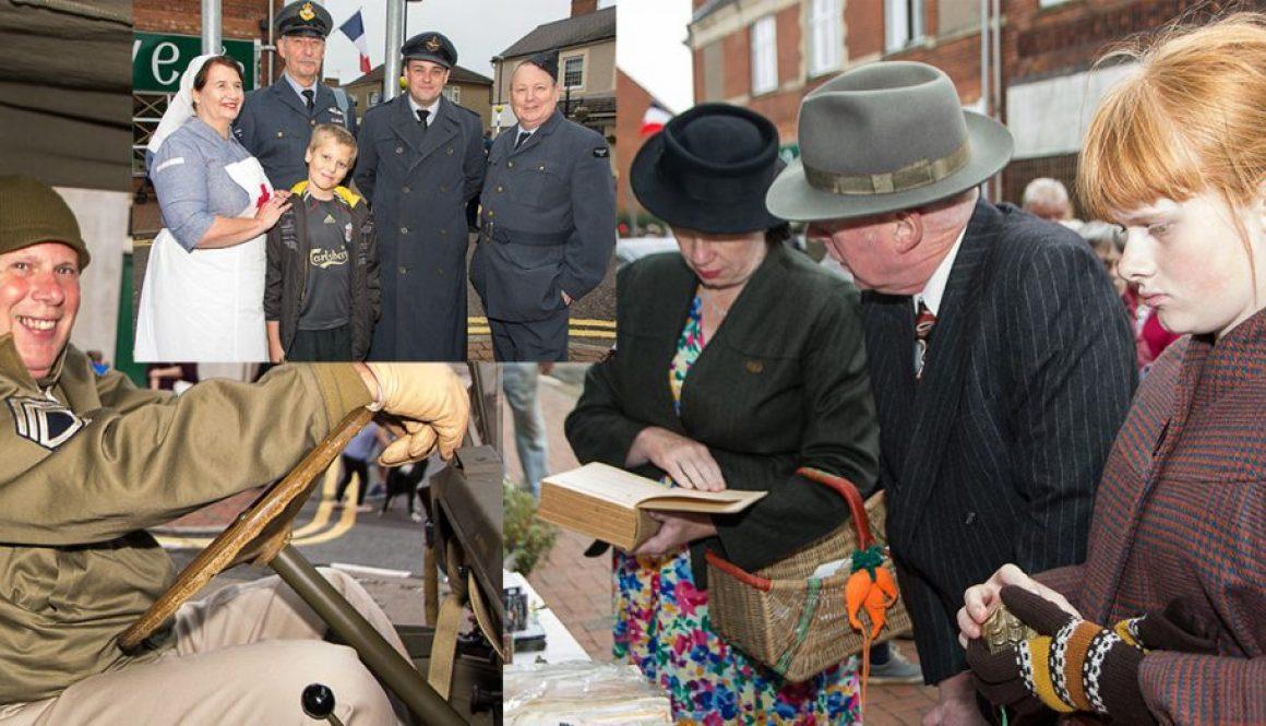 Desborough 1940s Event