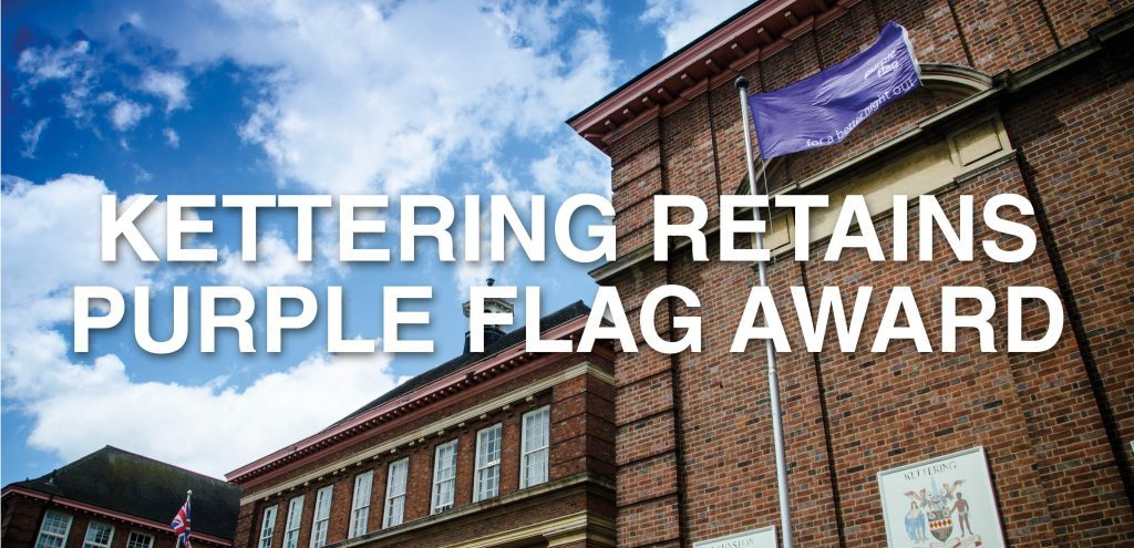 Purple Flag Blog