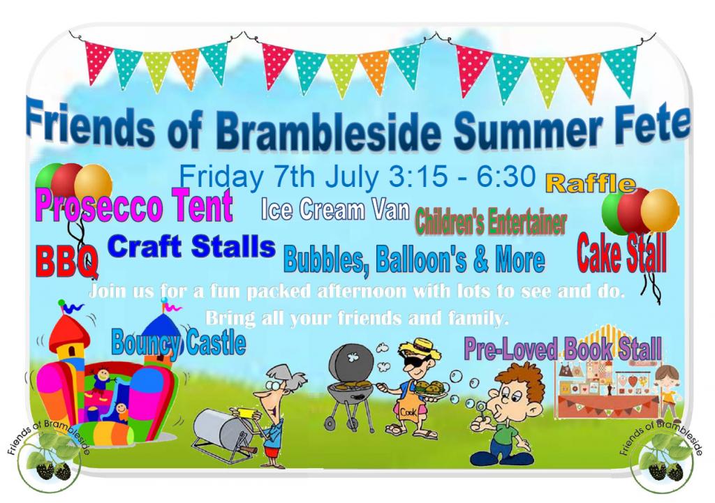 Brambleside Summer Fete
