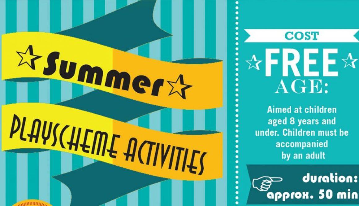 Summer Playschemes Event