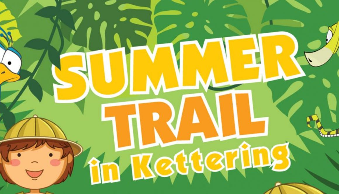 Summer Trail Event Kids Kettering
