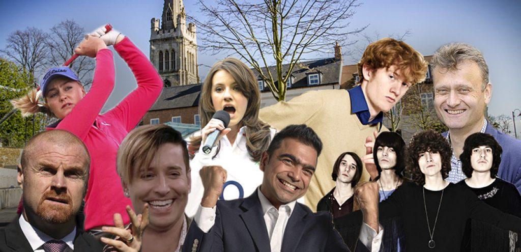 Famous Faces blog Kettering celeb celebrities