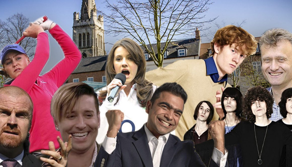 Famous Faces blog Kettering celeb celebrities