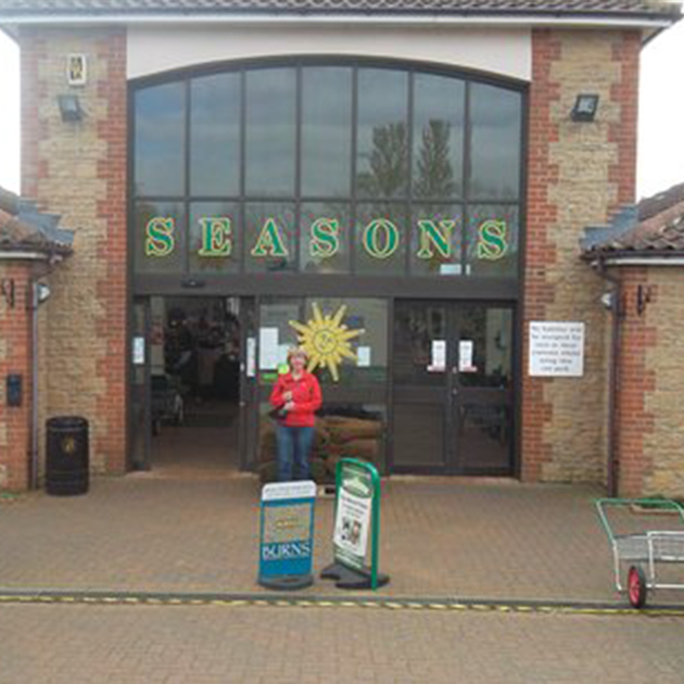 Seasons Fayre Garden Centre Cafe Eat Kettering Burton Latimer