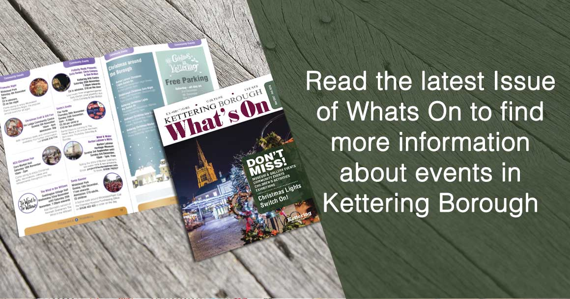Latest Issue of What's On available online