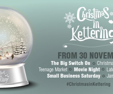Christmas in Kettering Lights Switch On James Acaster Xmas Festive Entertainment