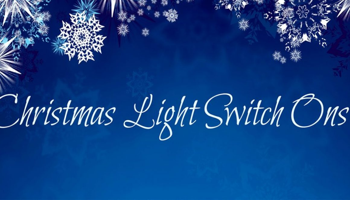 Christmas Light Switch Ons