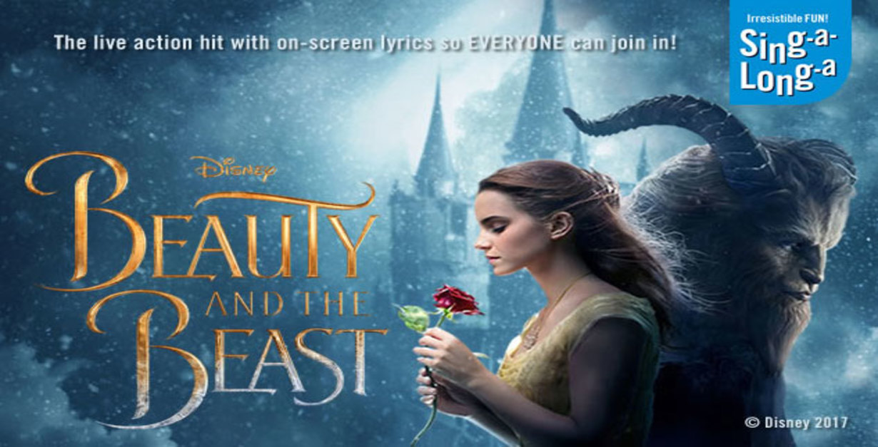 Beauty The Beast Sing A Long
