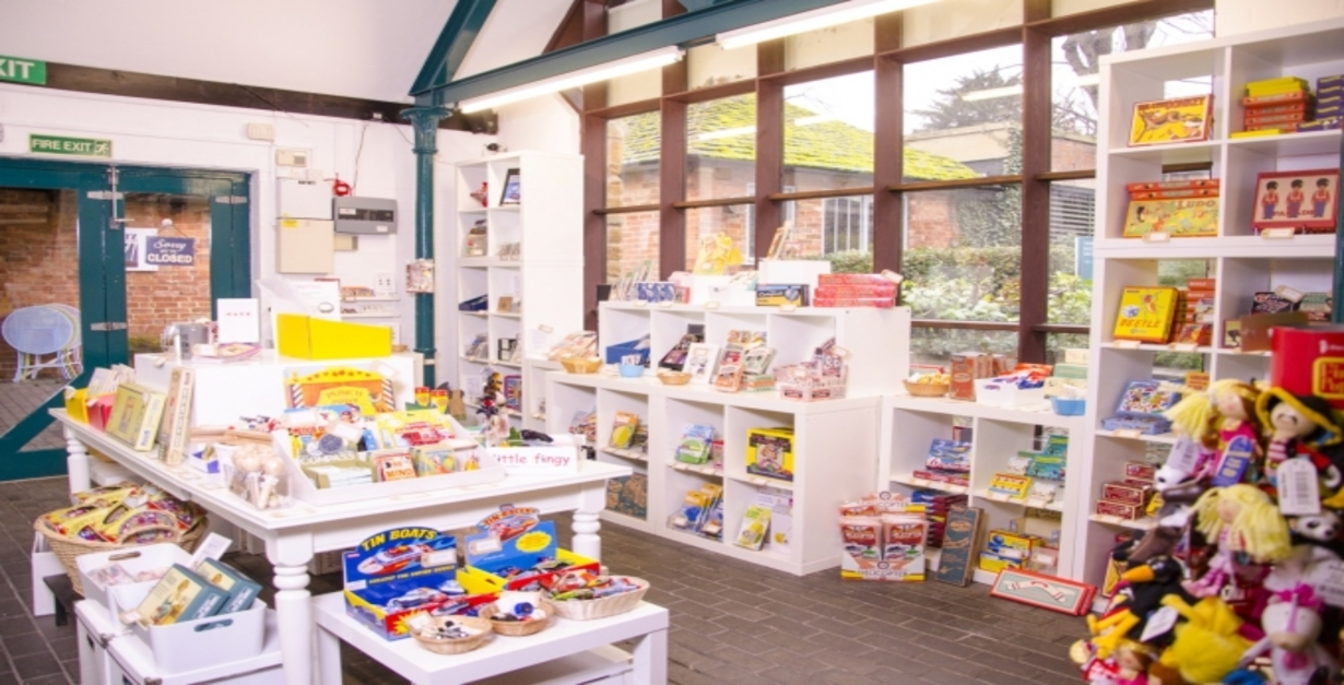 Manor House Museum Shop