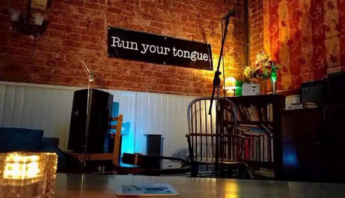 Run Your Tongue Spoken Word Poetry Kettering