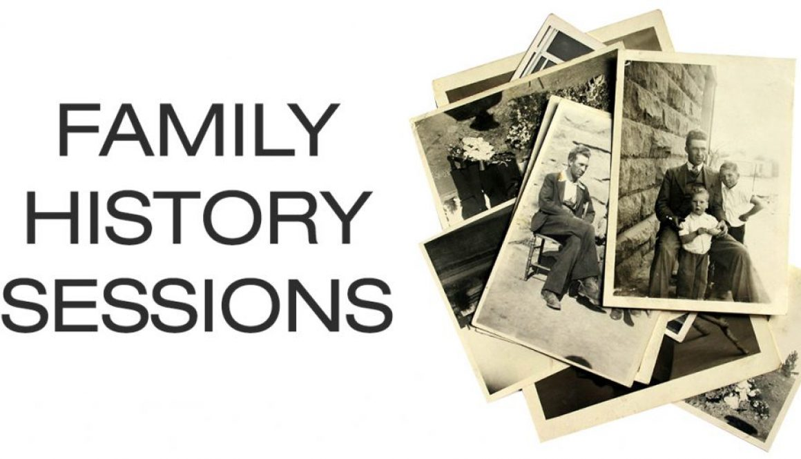 Family History Sessions Museum