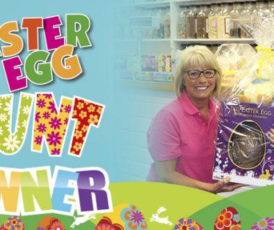Kettering's Easter Egg Hunt Winner 2018
