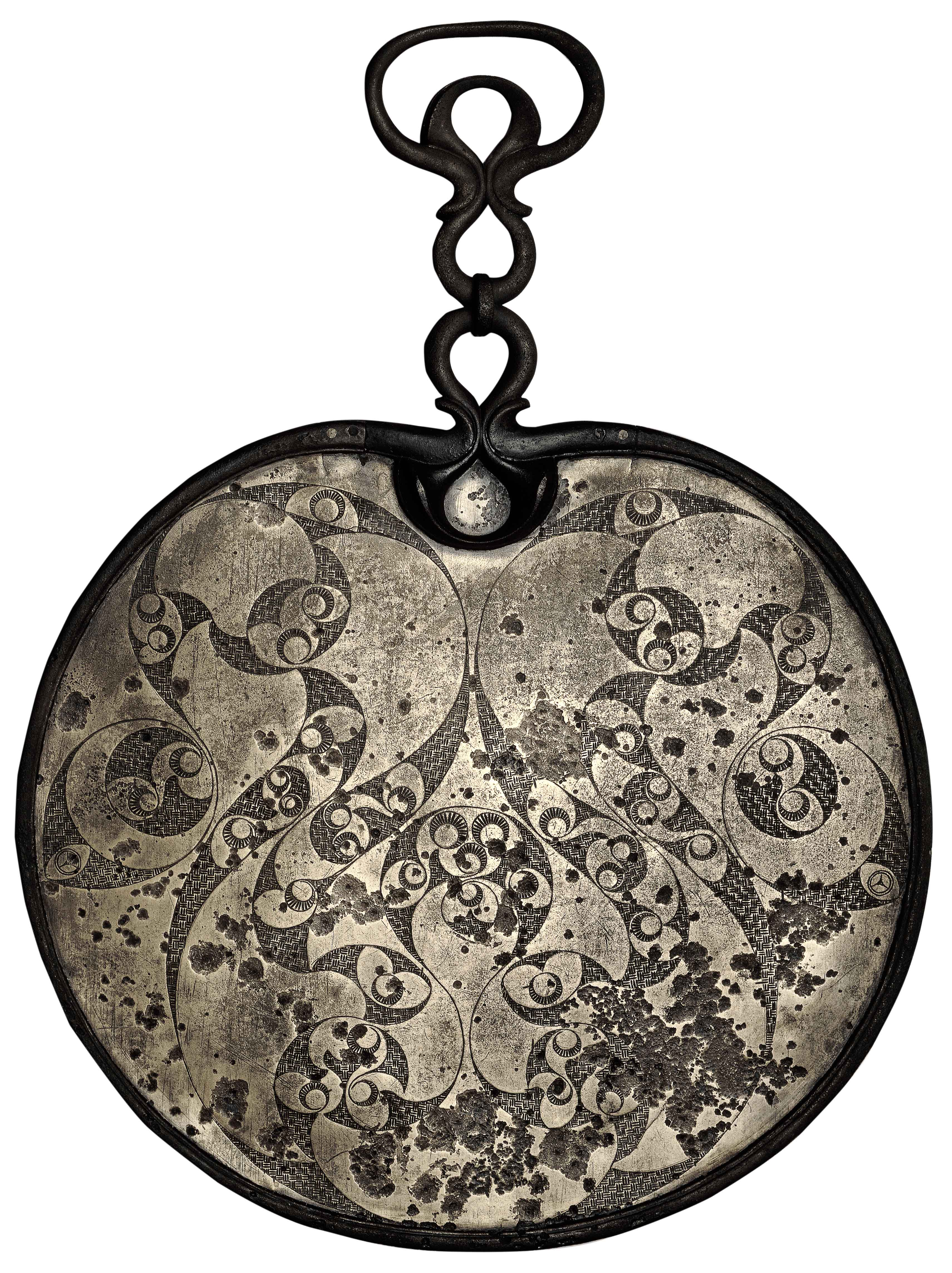 Desborough Mirror British Museum