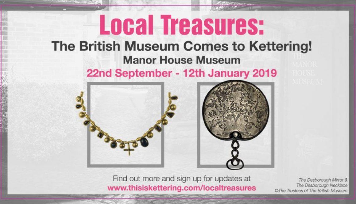 Local Treasures British Museum Manor House