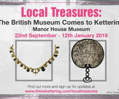 Local Treasures British Museum Manor House