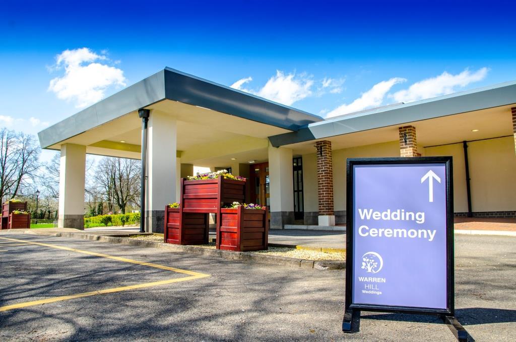 Warren Hill - Entrance