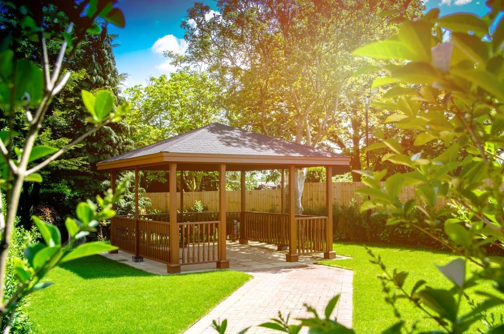 Warren Hill - Garden Pavilion