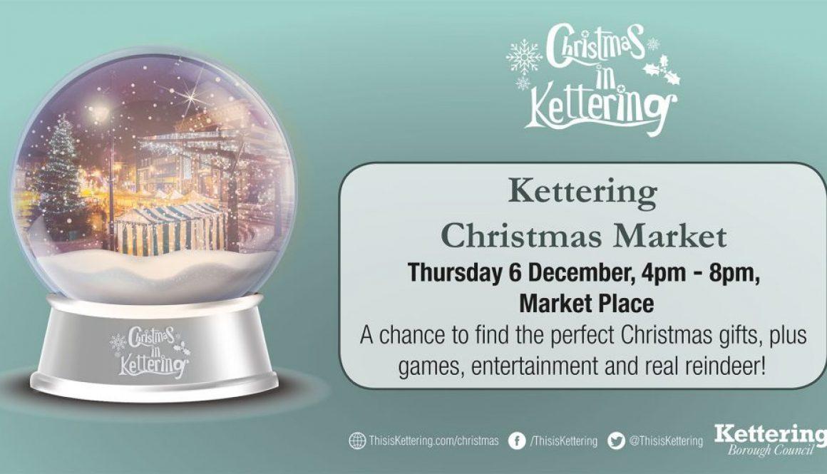 Social Media Christmas Market
