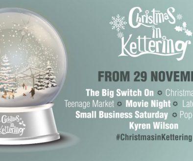 Christmas in Kettering Kyren Wilson