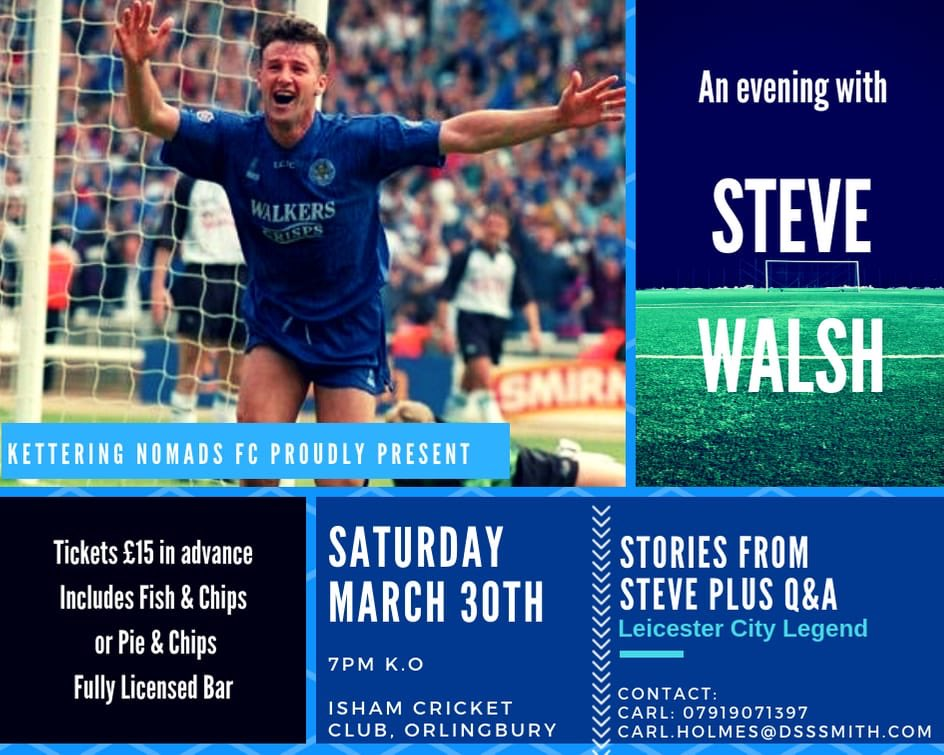 An Evening with Steve Walsh