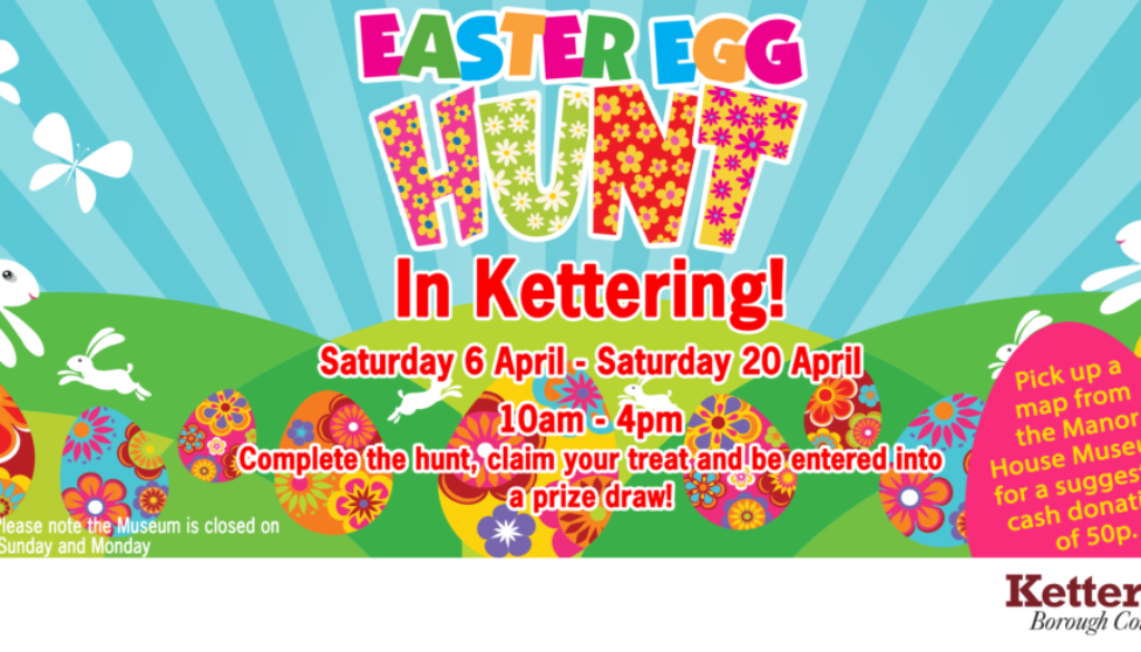 Easter fun for all the family in Kettering