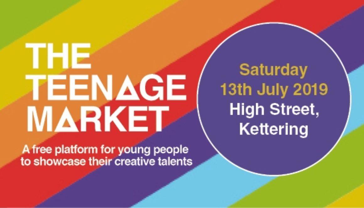 teenage market July 2019