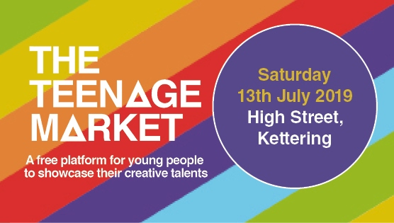 teenage market July 2019