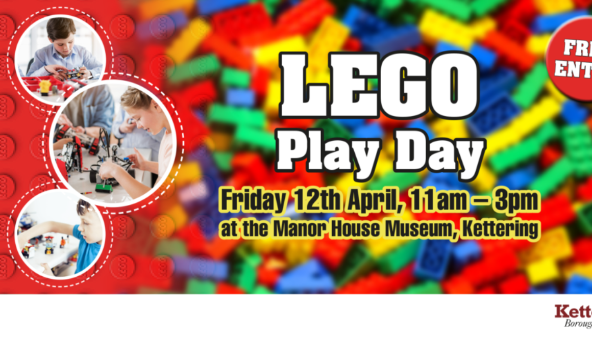 Lego Play Day 2019