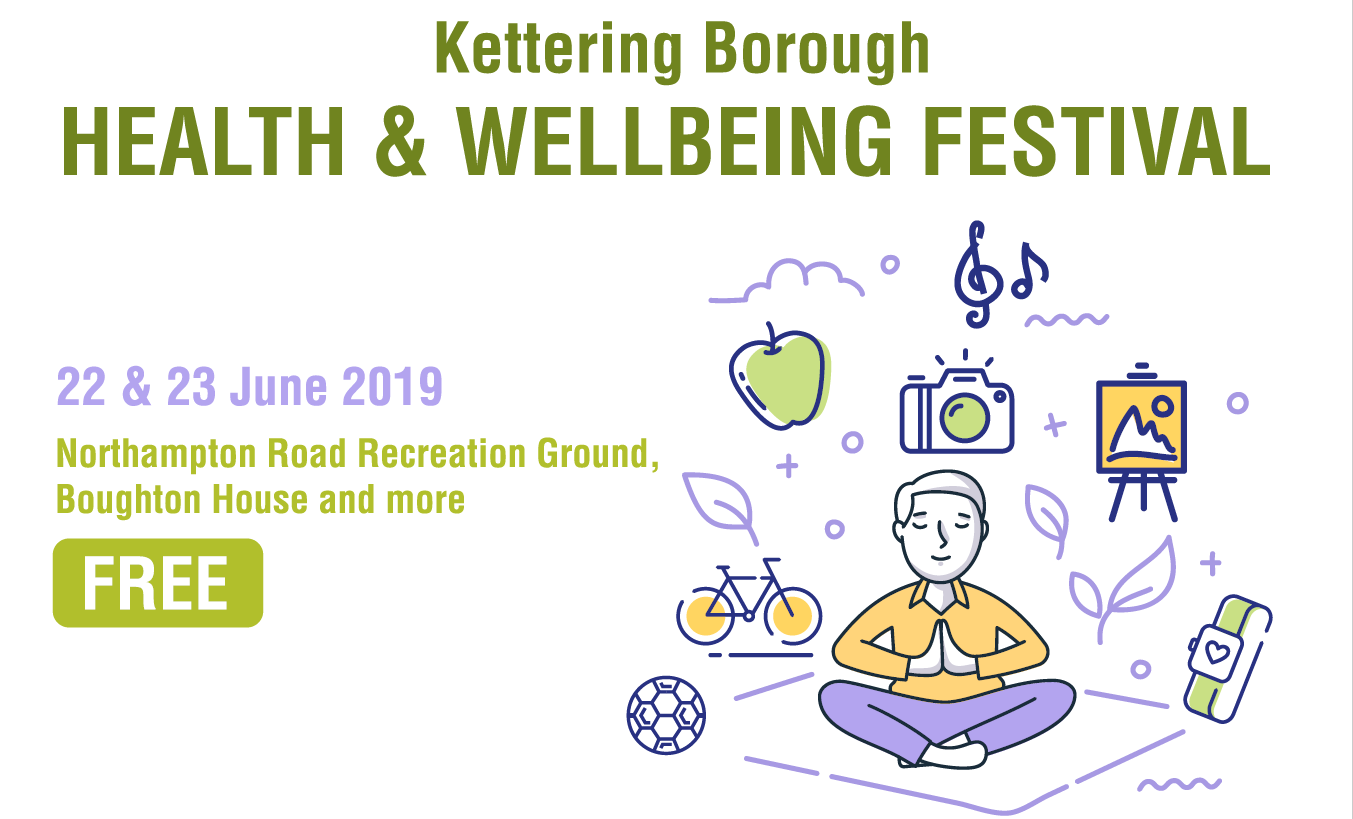 Health Wellbeing Festival Kettering