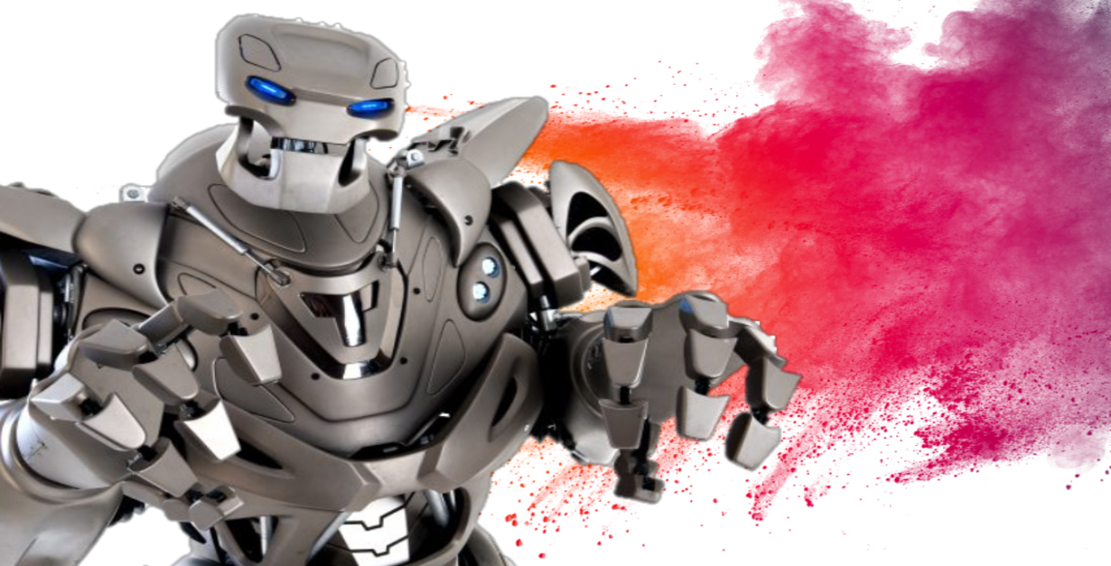 Titan the Robot - This Is Kettering - The official visitor