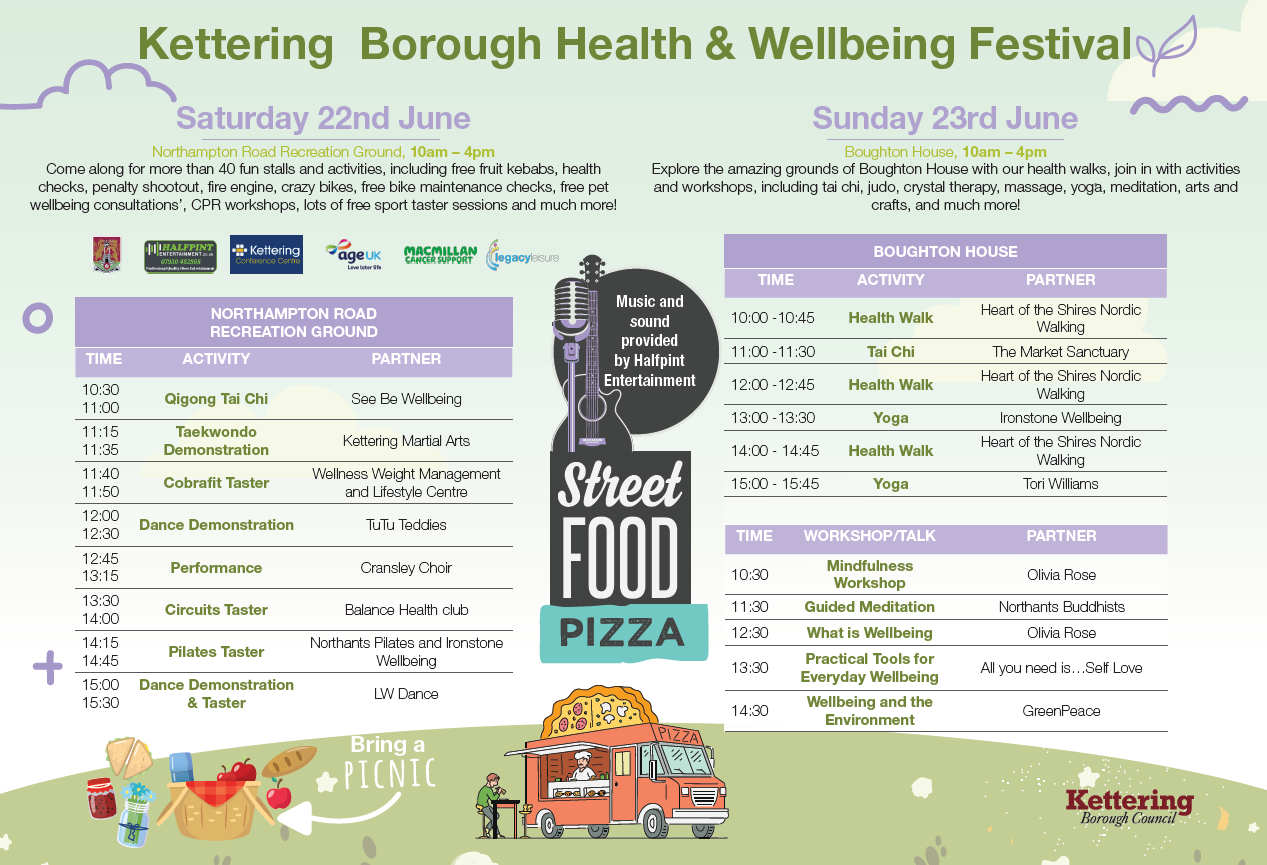 Health & Wellbeing Festival