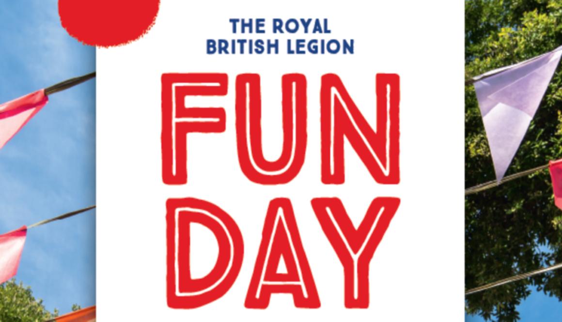 british legion fun day