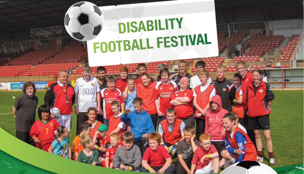 Disability Football Festival 2