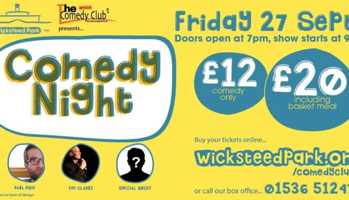 WICKSTEED COMEDY
