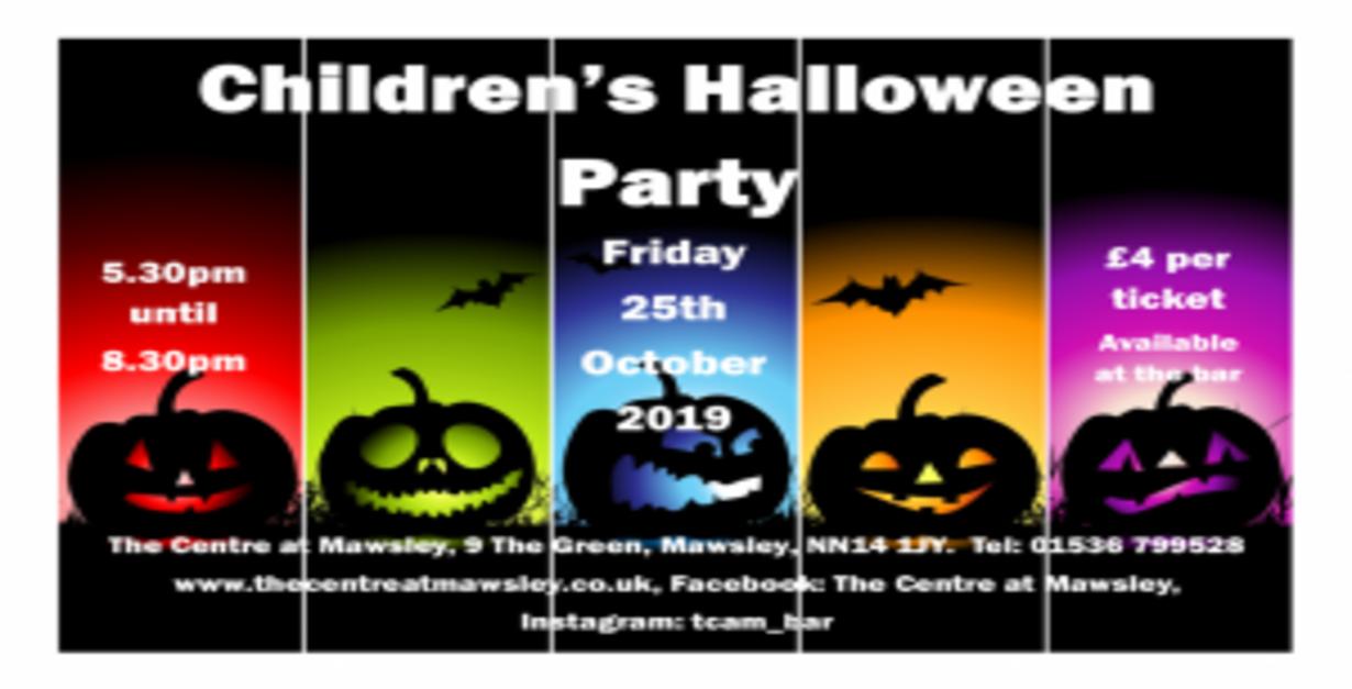 Halloween 2019 poster