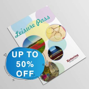 Kettering Leisure Pass