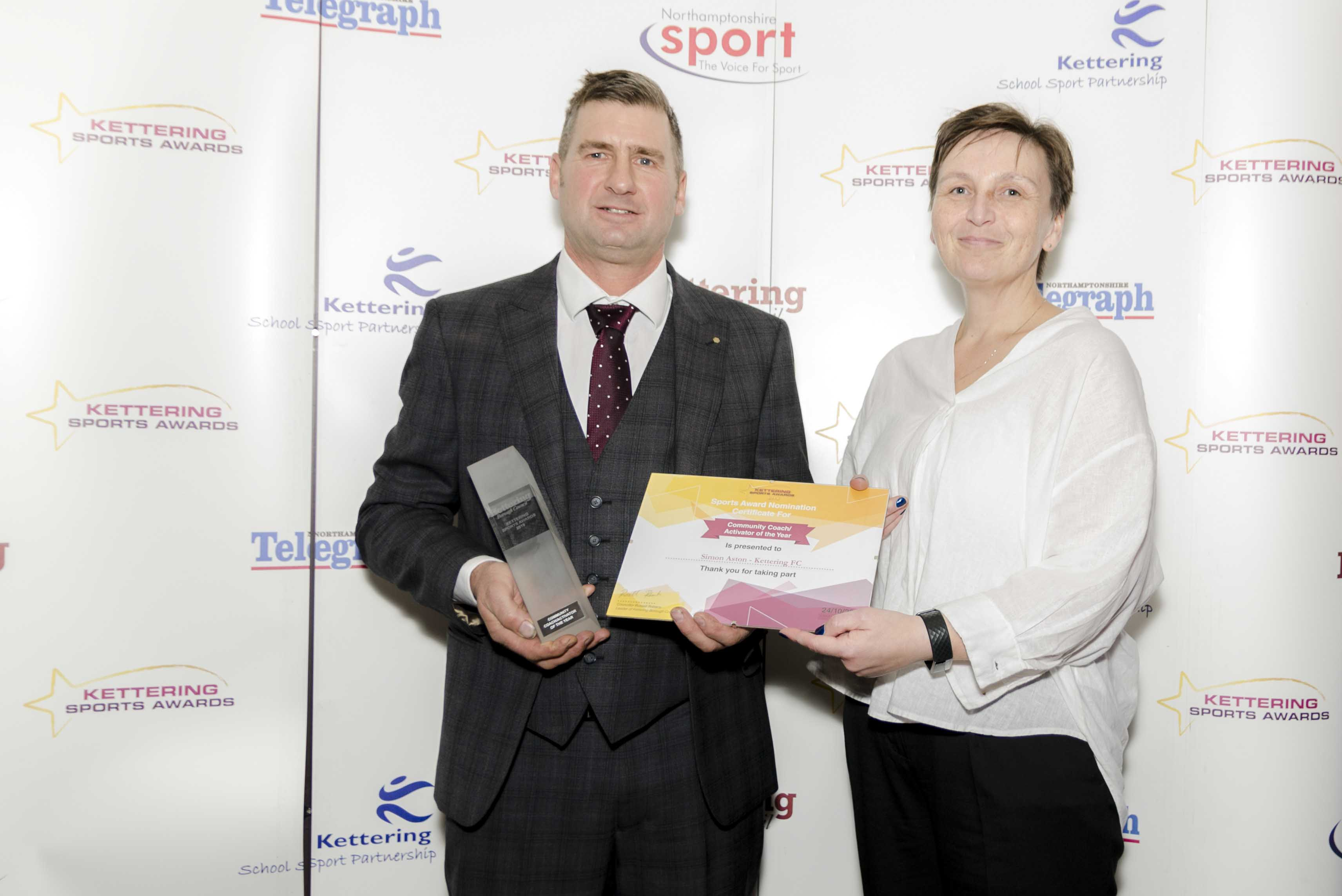 Community Coach - Activator Winner