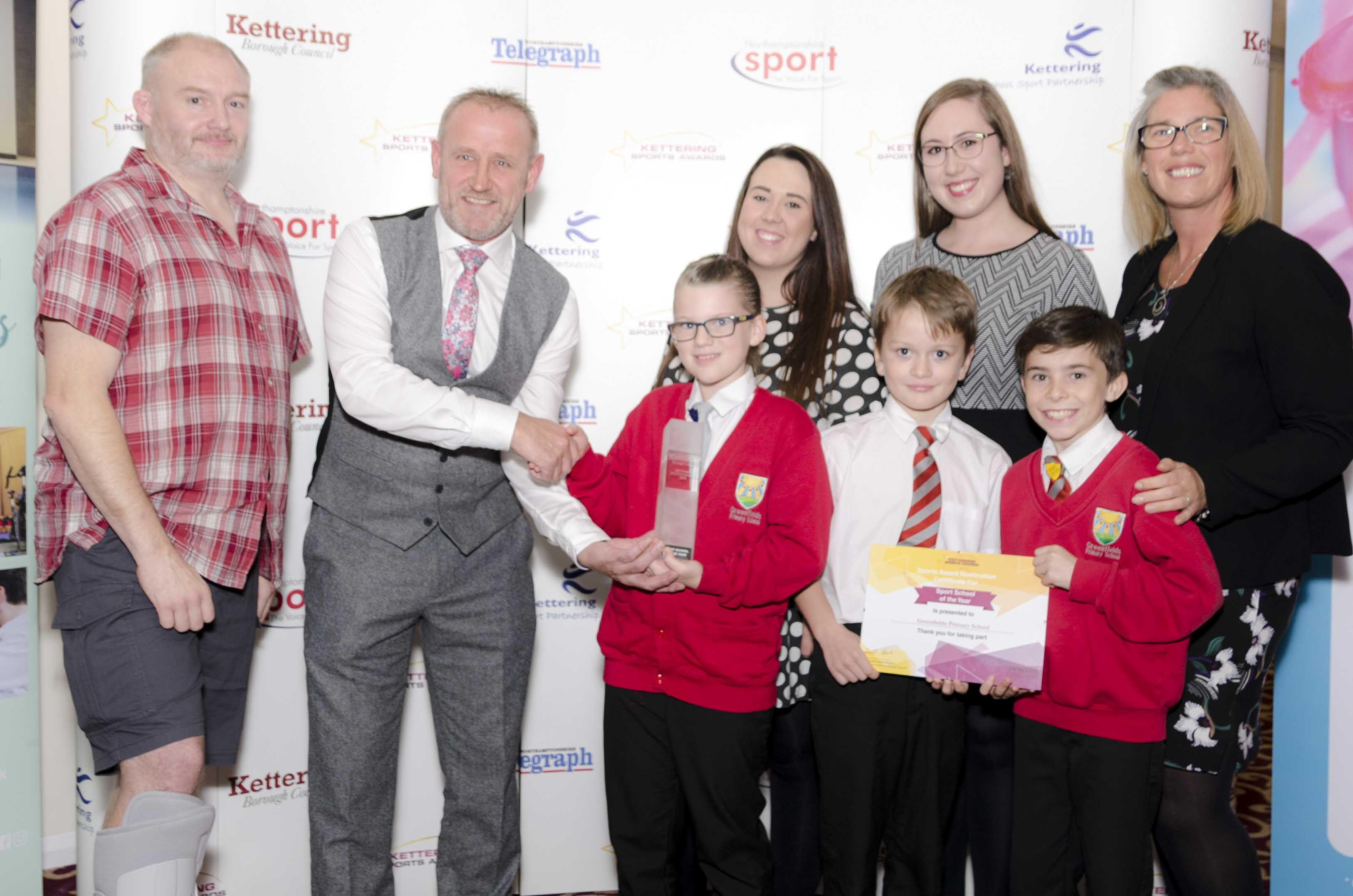 Sport School of the Year - Winner
